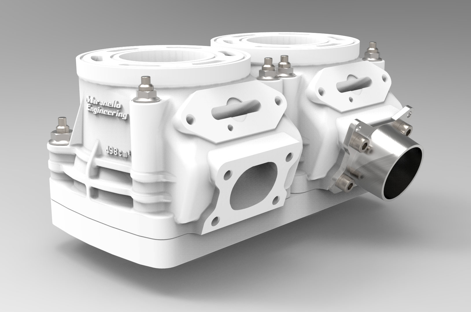 Maranello Engineering, Engines with a Passion